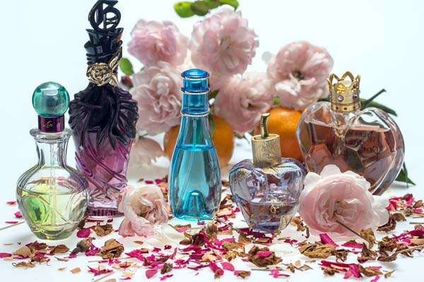 France Is Famous For Perfume
