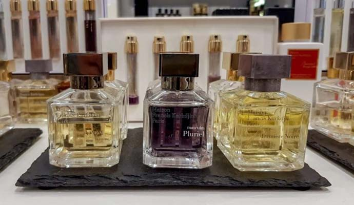 How Many Bottles Cologne Should a Man Own